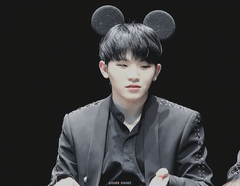 WOOZI The adorable new Mickey Mouse