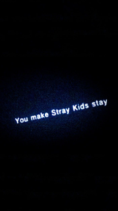 Stray Kids screensaver