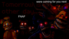 FNAF nightmares