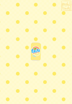 Kawaii wallpapers pastel aesthetic cute soda Fanta colorful iPad Pro wallpapers in 2020