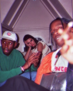 A AP rocky tyler the creator kendall jenner
