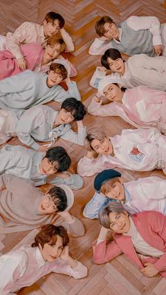 K pop group