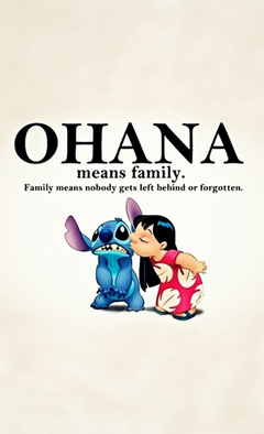 Lilo and Stitch iPhone Wallpapers