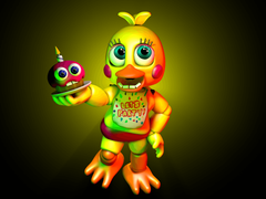 OMG TOY CHICA