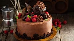 My B day cake