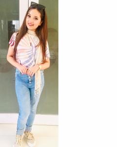 Beautiful Talented Rabeeca Khan Daughter of Actor Kashif Khan