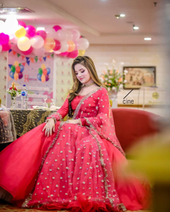Rabeeca Khan Daughter of Actor Kashif Khan Celebrating her Birthday