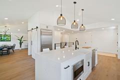 meh new apartment kitchen