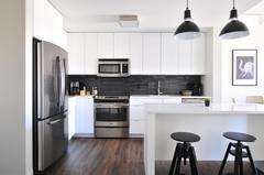 meh apartment kitchen