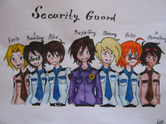 Ask The Security Guards