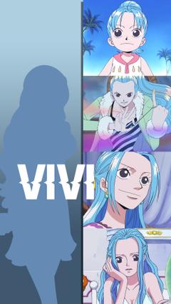 fairy anime on Nefertari Vivi
