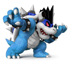 Blue bowser wallpapers