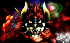 Dimentional Bowser Wallpapers by neutex