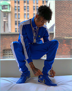 Blueface Rapper iPhone Wallpapers