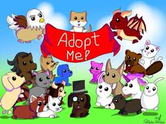 Adopt Me Pets Wallpapers