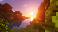 Minecraft Shader Sliders Vibrant Shaders Extreme Volumetric