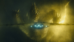 king ghidorah looks awesome