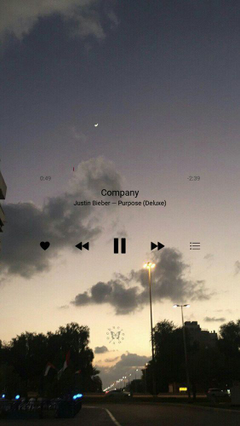 company by justine beiber wallpaper