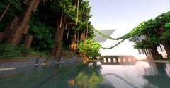 MinecraftRTx jungle brige