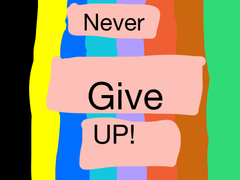 I hope this inspires u to never give up