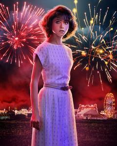 Natalia Dyer Stranger Things 3 Fireworks