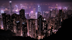 HD wallpaper City Lights