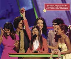 Do y all know this show ITS Victorious comment yes if you know it say no if you don t know it