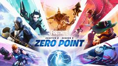fornite zero point