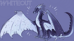Wings of Fire Whiteout by Spookapi