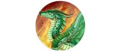 Wings of Fire Sundew the LeafWing Pantalan Heroes by Biohazardia