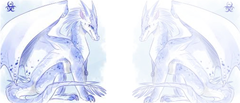 Lynx the IceWing by Biohazardia