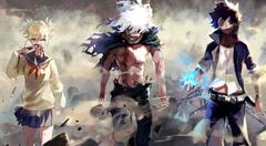 League of Villains BNHA Casual