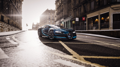 Chiron In The Streets