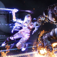 Rebirth Of The Bladedancer