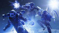 The Frozen Guardians