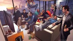 A Grand Gang