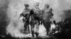 Soldiers In The Dust