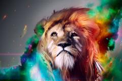 lion wallpeper