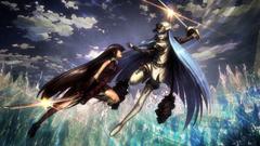 Akame vs Esdeath