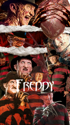 Freddy Krueger iPhone Wallpaper