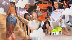 Kylie Jenner PS4 Xbox Desktop Wallpaper