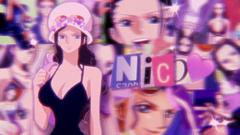 Nico Robin Ps4 Xbox Desktop Wallpaper