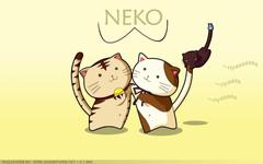 Descargar Fondos de pantalla neko hd widescreen Gratis imagenes