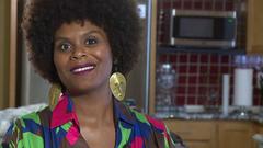 Native Piedmont Triad woman Tabitha Brown moves to vegan lifestyle