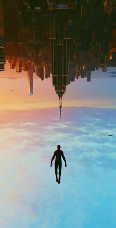 Spider Man Photomode