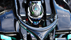 Eifel GP Valtteri Bottas Mercedes