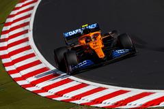 Eifel GP Lando Norris McLaren