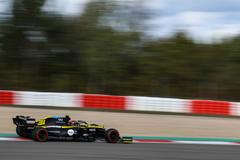 Eifel GP Esteban Ocon Renault