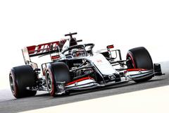 Russian GP Romain Grosjean Haas
