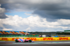Turkish GP Sergio Perez Racing Point